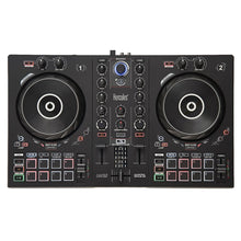 Hercules DJControl-Inpulse300 DJ Bundle for Beginners
