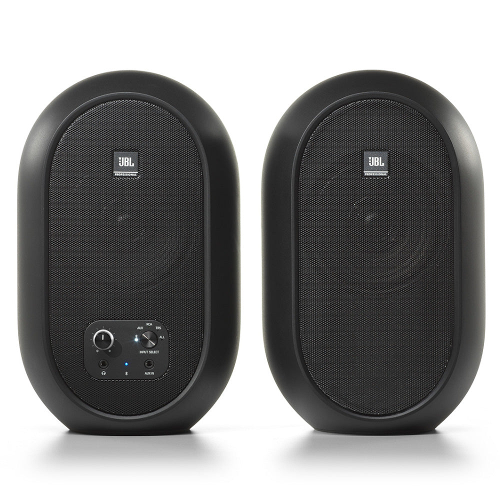JBL Professional 1 Series 104-BT Compact Desktop Reference Monitors W/ Bluetooth