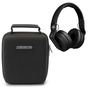 Pioneer HDJ-700 Black w/ Magma Headphone Case