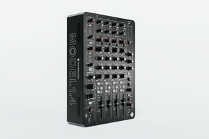 PLAYdifferently Model 1.4 Elite Four Channel DJ Mixer