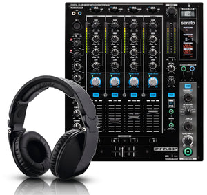 Reloop RMX-90 W/ RHP-20 Knight Black Headphones