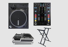 Mixars Duo MK2, Mixars STA, Magma Scratch Suitcase w/ Free Heavy Duty X-Stand