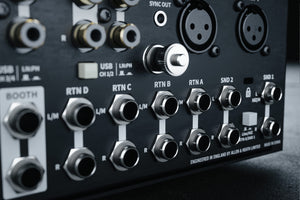 Allen & Heath Xone:96 Analogue DJ Mixer