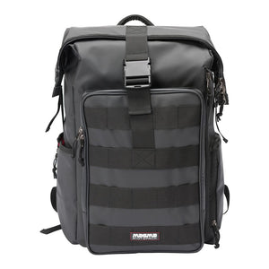 Magma RIOT DJ-Stashpack XL Plus, Black/Red