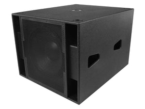 Bassboss ZV18 Powered Subwoofer