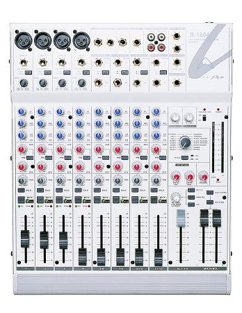 Wharfedale Pro R-1604FX Mixer