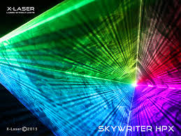 X-Laser Skywriter HPX 2W, All-Diode Laser