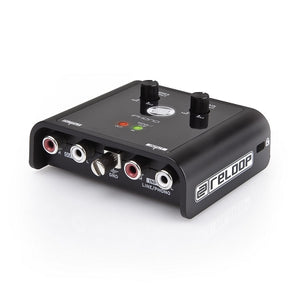 Reloop IPHONO2 Audio Interface angle