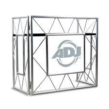 ADJ Pro Event Table / DJ Booth 2 W/ Travel Bag