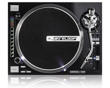 Reloop RP-8000 Hybrid Direct Drive Turntable with built in MIDI Pads