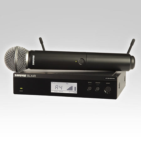 Shure BLX24R/SM58 system