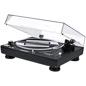 Reloop Dust cover on RP turntable