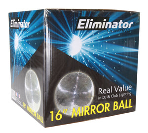 Eliminator EM16 16 inch Mirror Ball