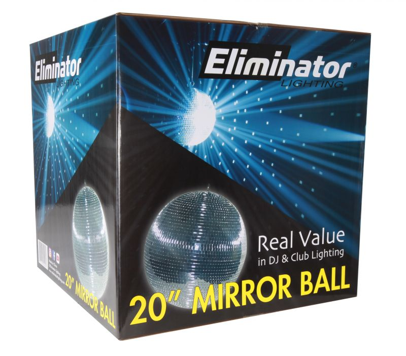 Eliminator EM20 20 inch Mirror Ball