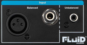 Fluid Audio F5 Fader Series Active Studio Monitor w/ Studio Monitor Stands and FREE Cables