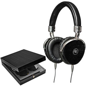 Floyd Rose FR-18 Black Wood Headphones