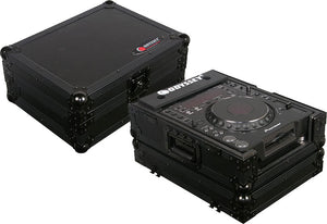 Odyssey Flight Zone CDJ/Large Format Tabletop Player Black Label Case FZCDJBL