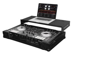 Odyssey Black Label Controller Case w/ 1 Space Rack FZGSPIDDJSX2BL For Pioneer DDJ-SX/SX2/SX3/RX