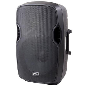 "Gemini AS-15 2-Way Active Power Bluetooth Loudspeaker ""B"" STOCK"