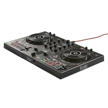 Hercules DJControl-Inpulse300 Controller w/ built-in sound card, dynamic light, IMA