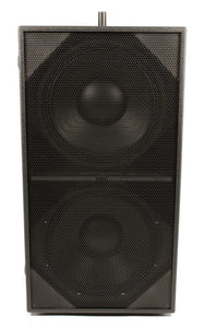 Bassboss ZV28 Powered Subwoofer