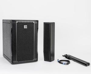 RCF EVOX-5 Active two-way Array 800 Watt PA System W/ Cover