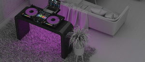 Glorious Session Cube XL - Designer DJ workstation