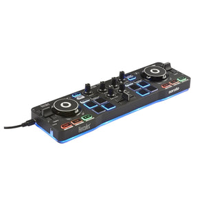 Hercules DJControl-Starlight Compact controller w/built-in sound card for serato