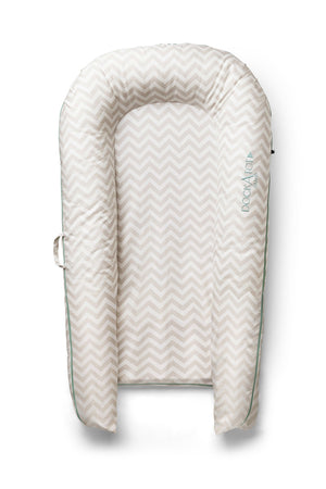 Spare Cover for DockATot Grand - Silver Lining (Chevron)