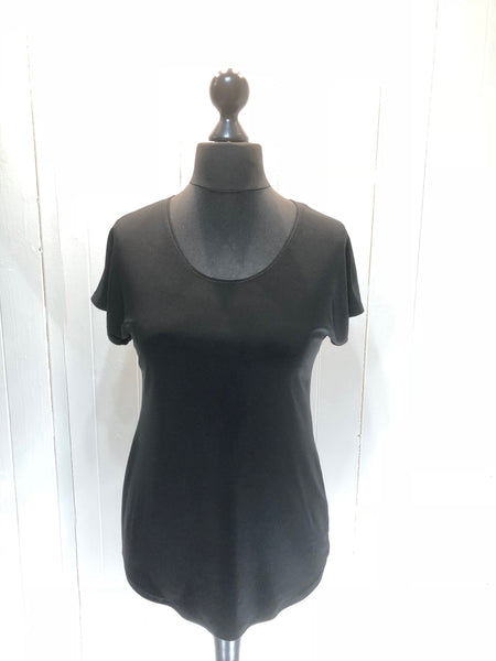 Soft Cap Sleeve Top