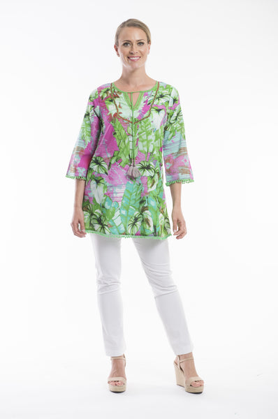 Tropical Tunic NOW £39