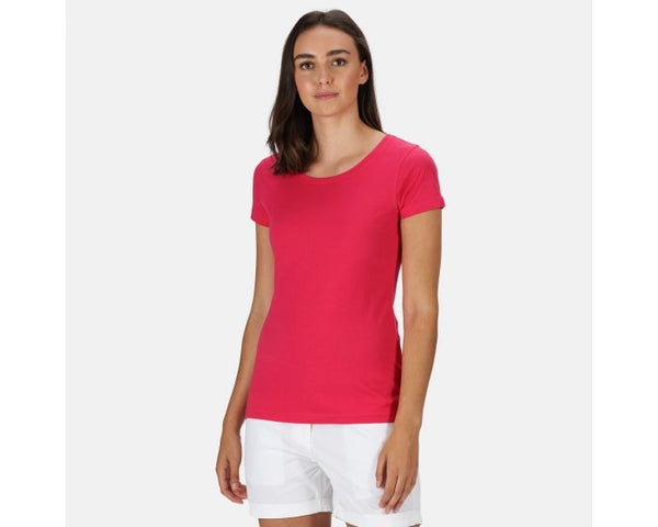 Women's Carlie Coolweave T-Shirt