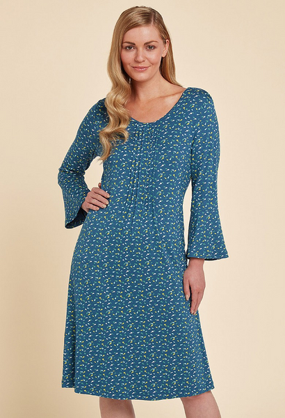 Carrie Dress Pippa Print NOW £39