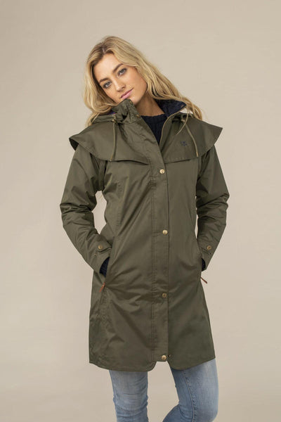 Outrider 3/4 Length Waterproof Raincoat