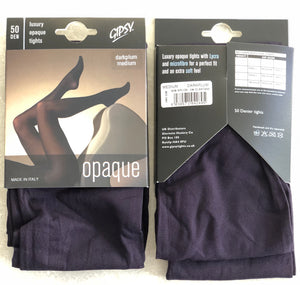 Luxury Opaque Tights