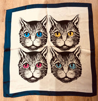 Square Cat Scarf