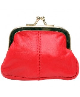 Leather Retro Small Purse
