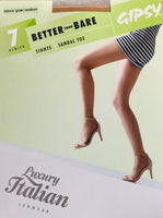 Better Than Bare Sandal toe Luxury Tights