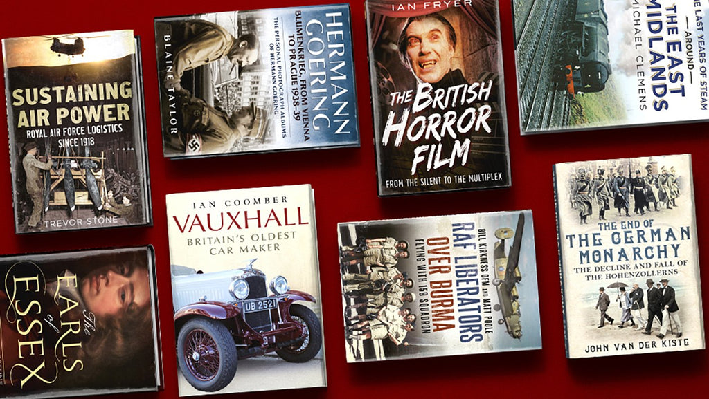 Fonthill Media - New Books December 2017
