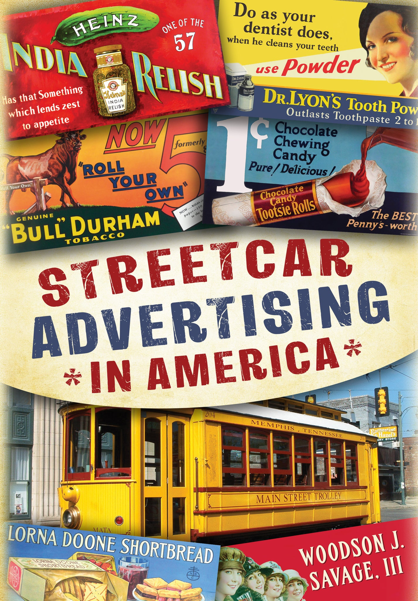 Streetcar Advertising in America