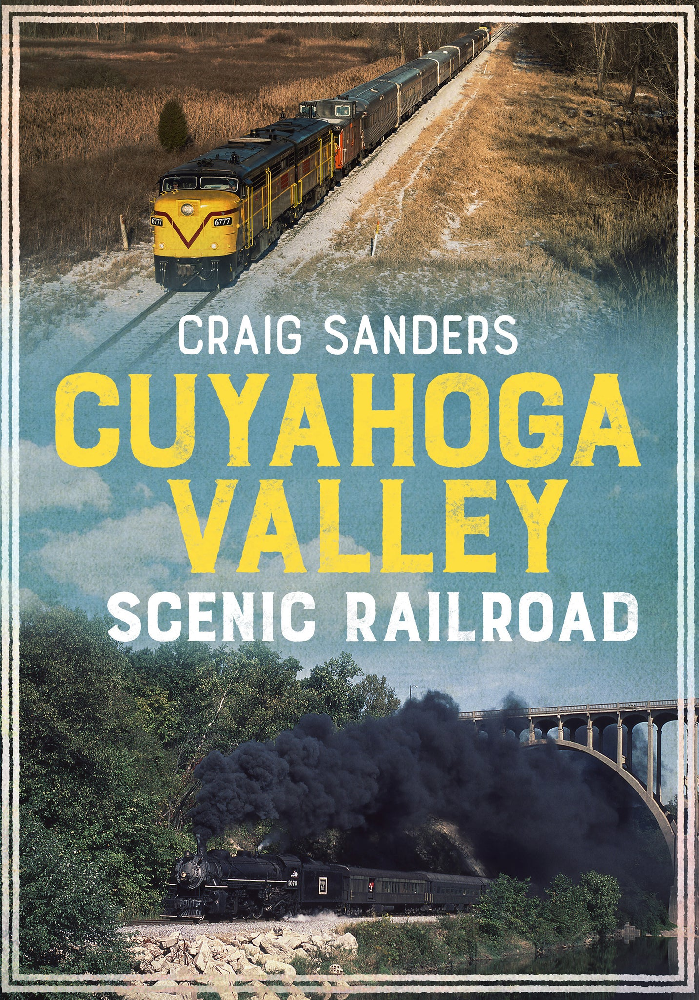 Cuyahoga Valley Scenic Railroad - published by America Through Time