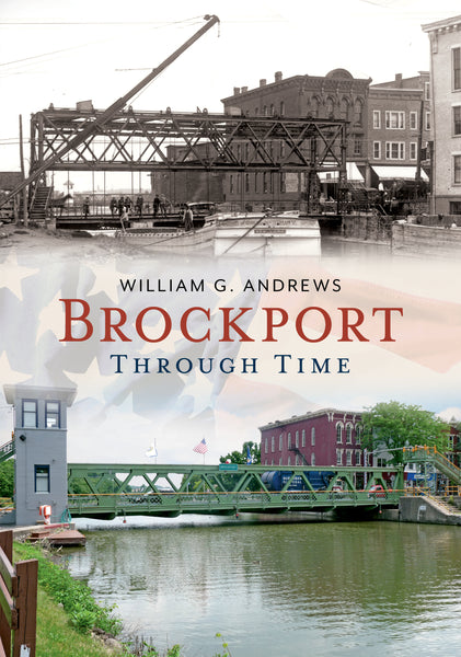Brockport Through Time - available now from America Through Time