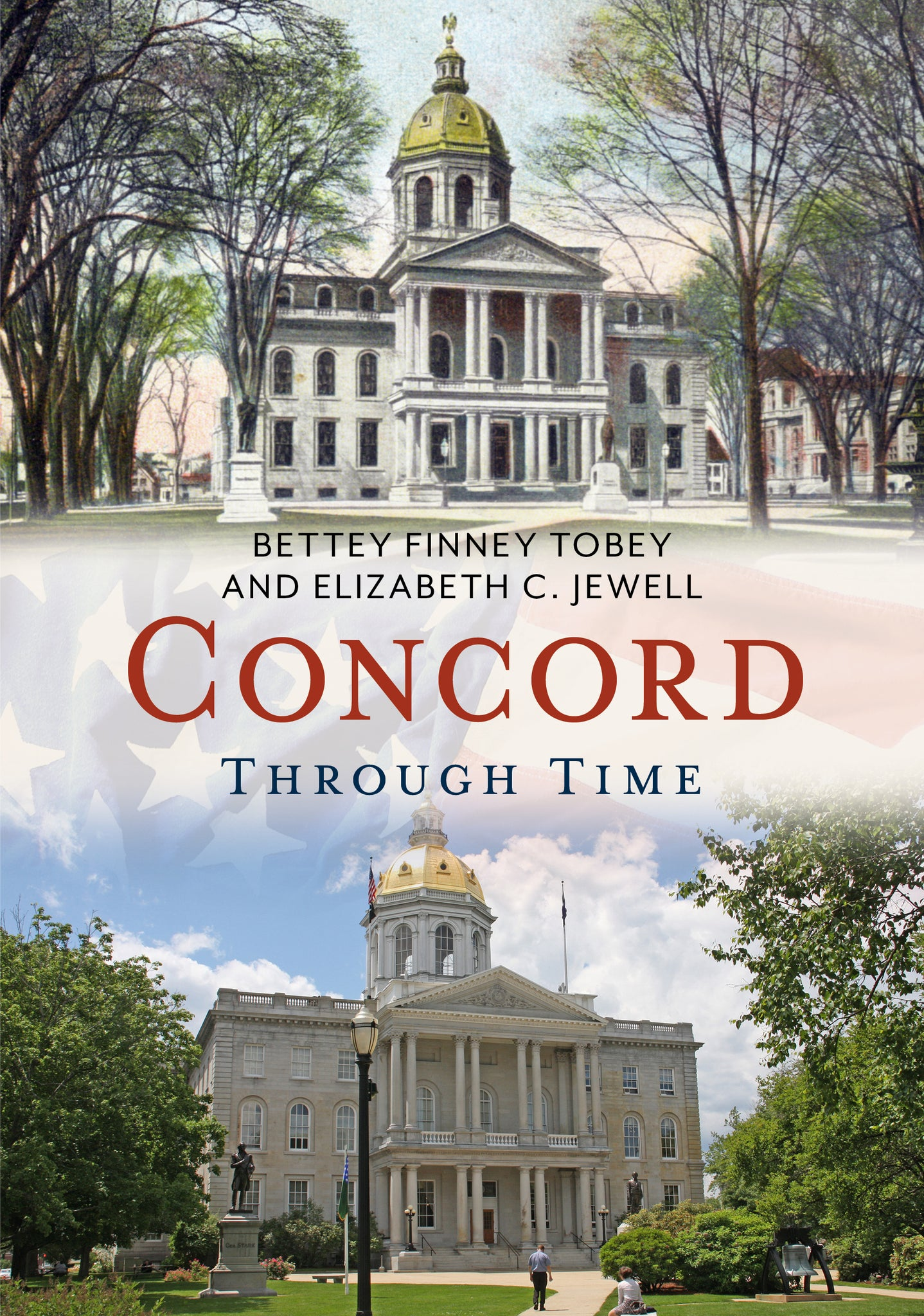 Concord Through Time - published by America Through Time