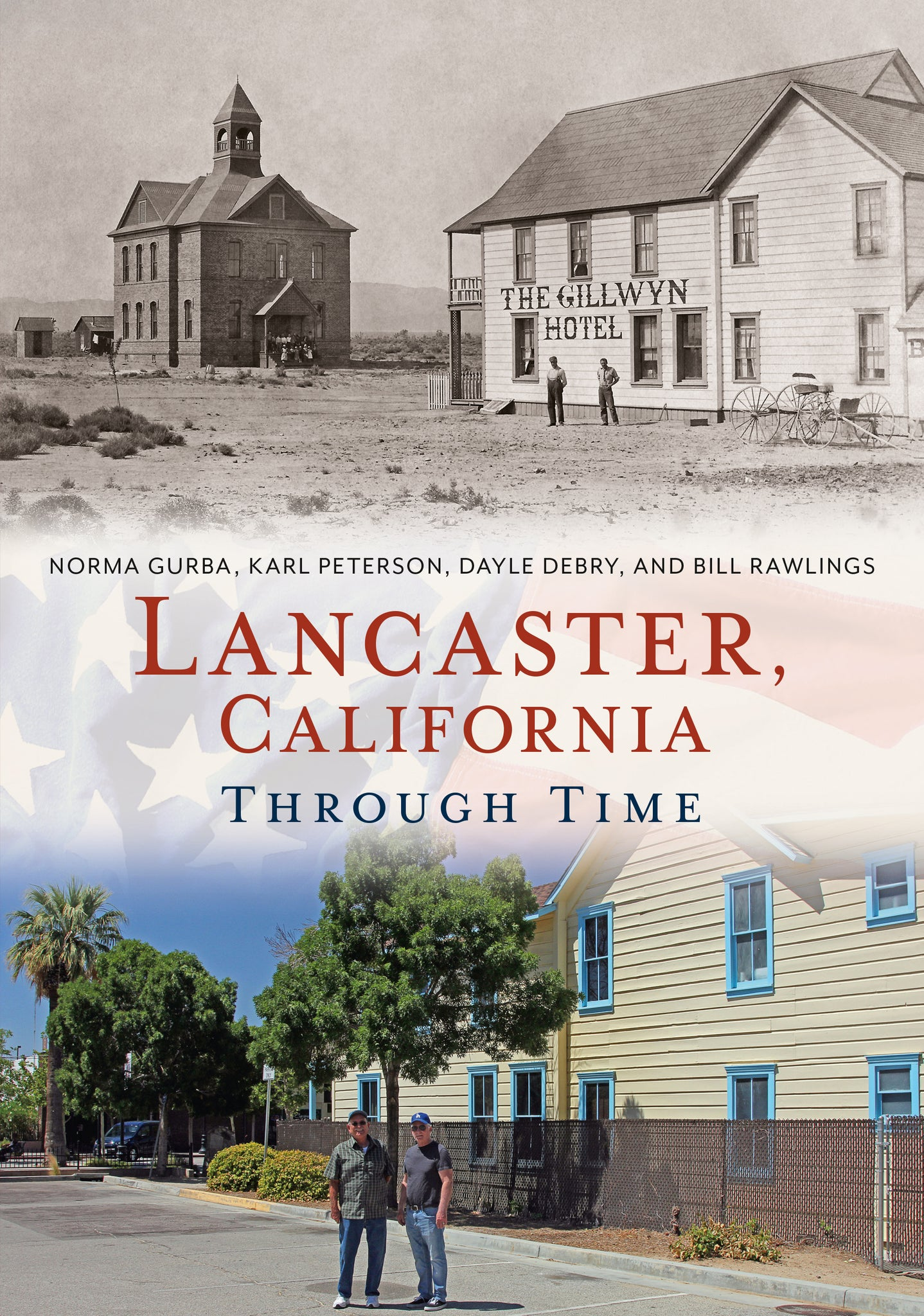 Lancaster, California Through Time