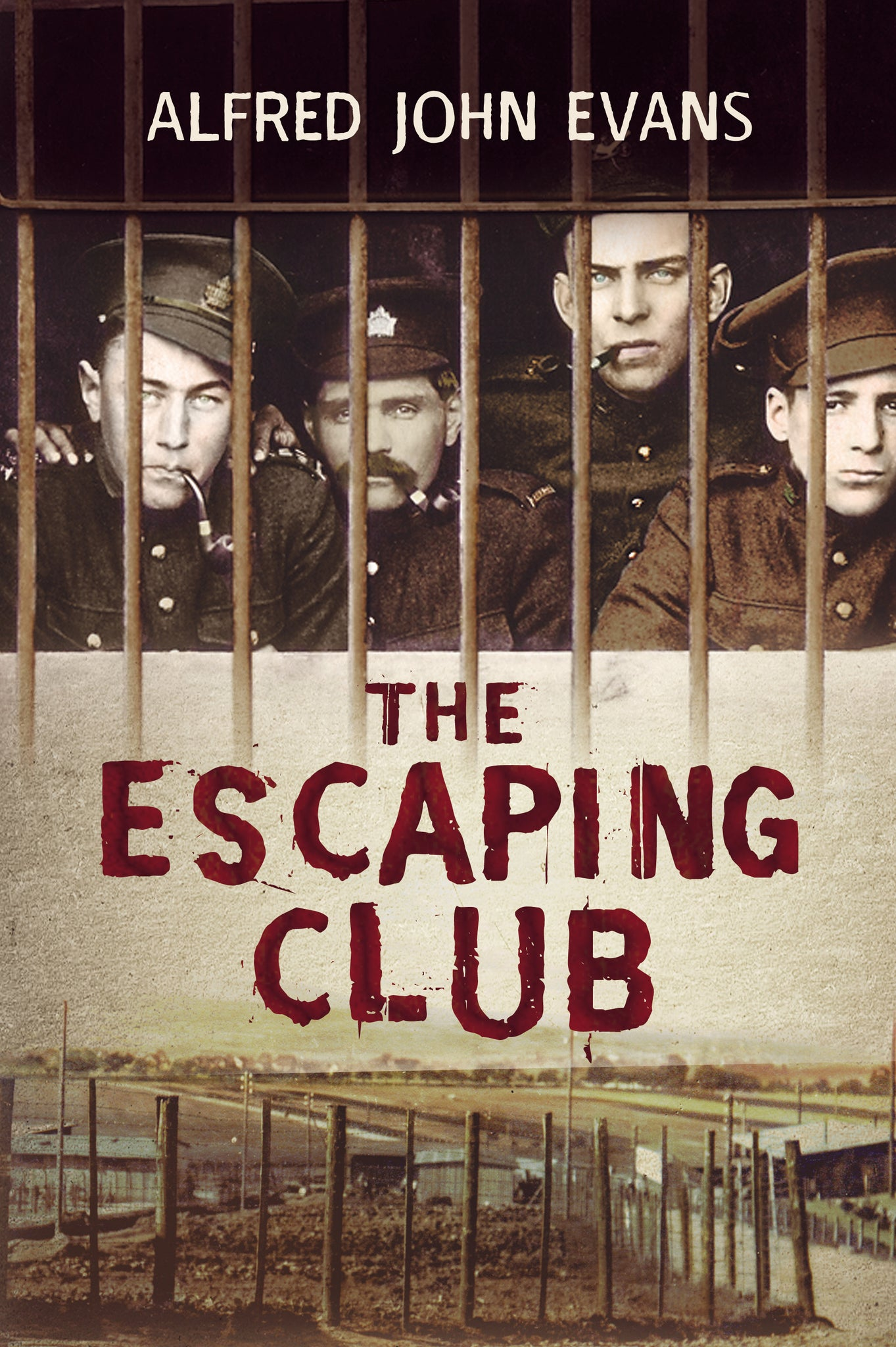 The Escaping Club - published by Fonthill Media