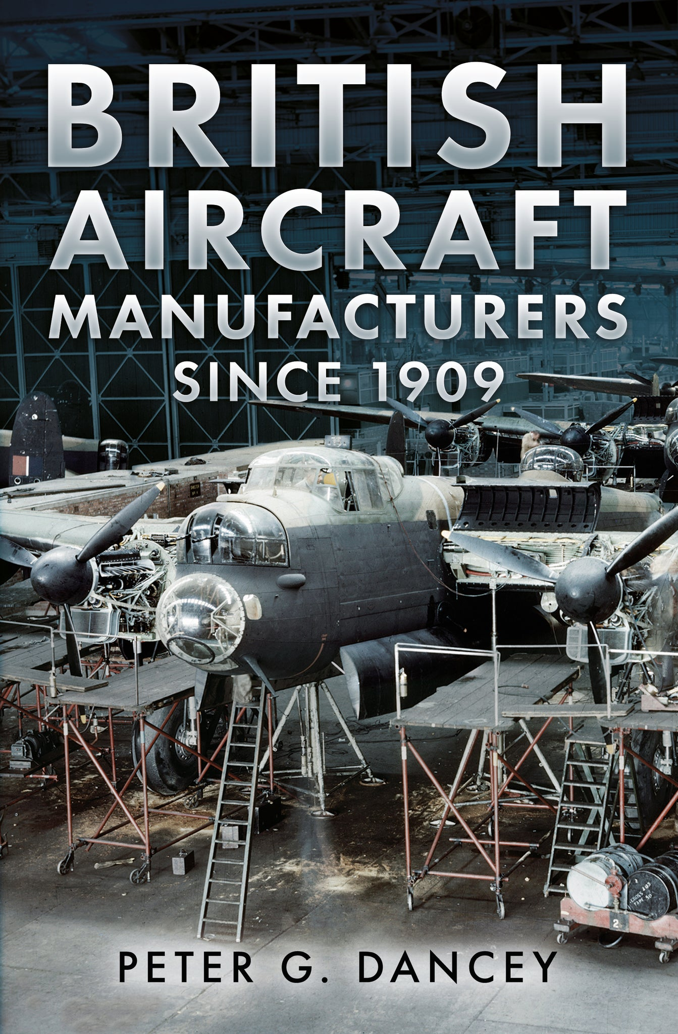 British Aircraft Manufacturers Since 1909 - available now from Fonthill Media