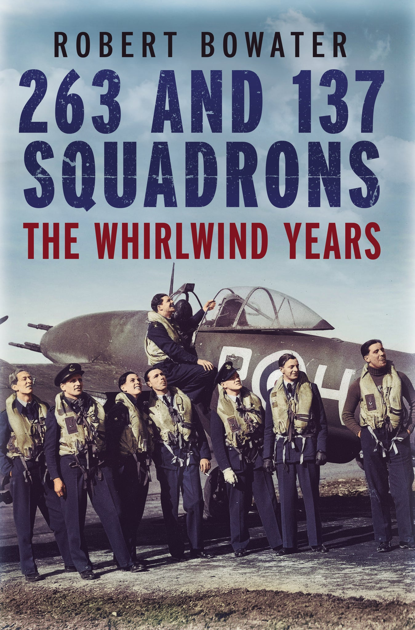 Fonthill Media - 263 and 137 Squadrons: The Whirlwind Years