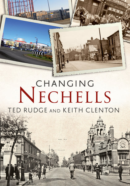 Changing Nechells - available now from Fonthill Media