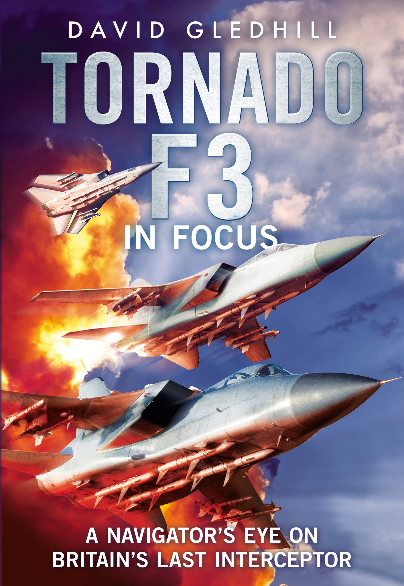Tornado F3 in Focus: A Navigator's Eye on Britain's Last Interceptor