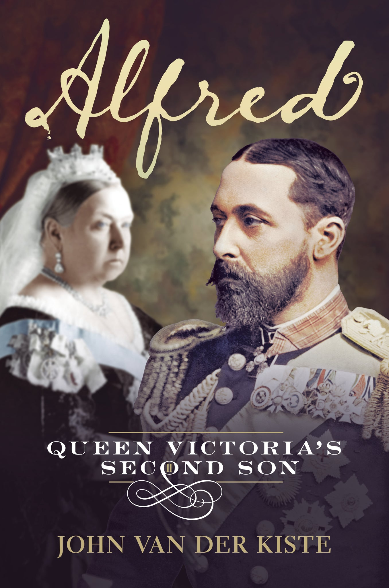 Alfred: Queen Victoria's Second Son - available now from Fonthill Media